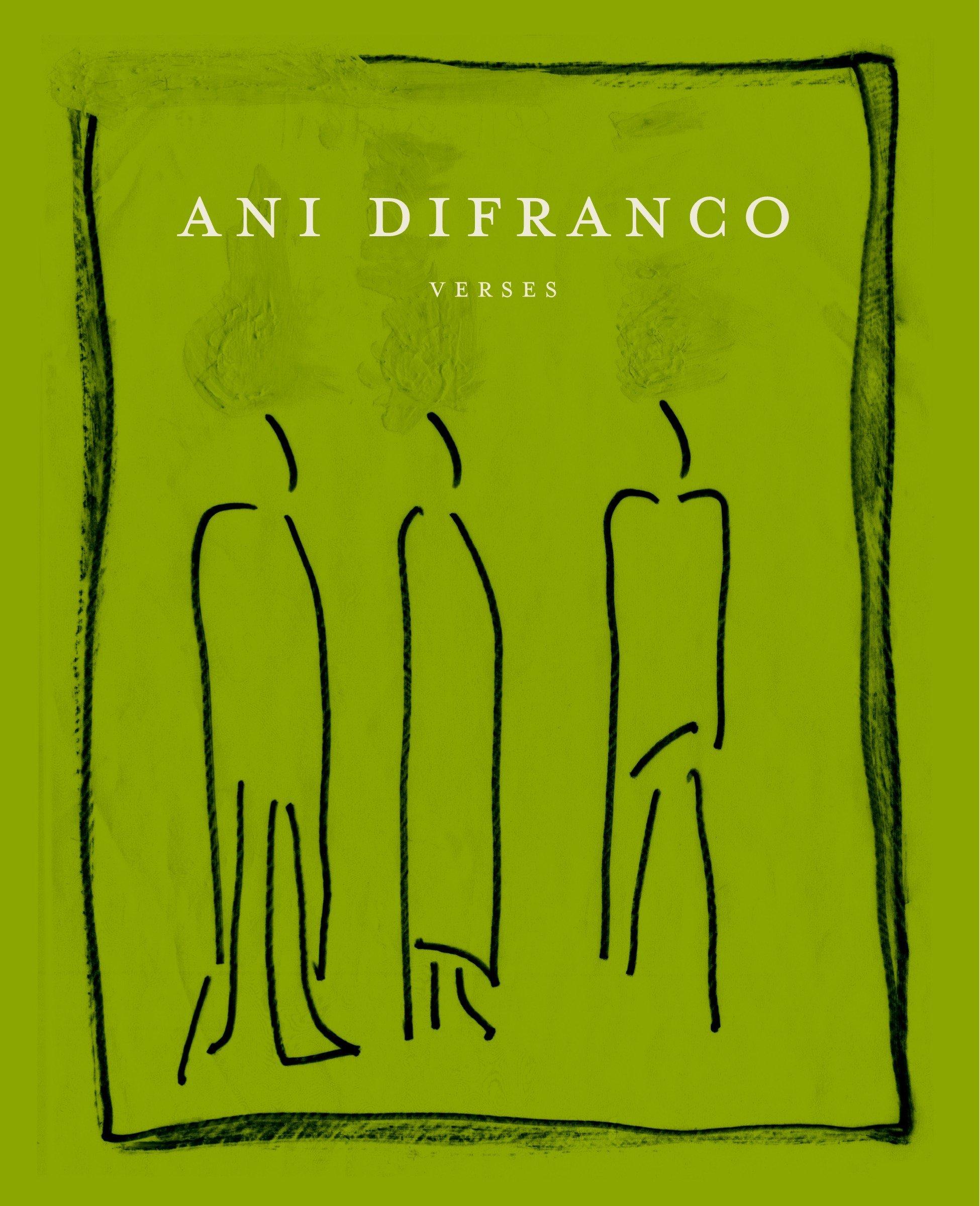 Ani DiFranco: Verses pdf epub
