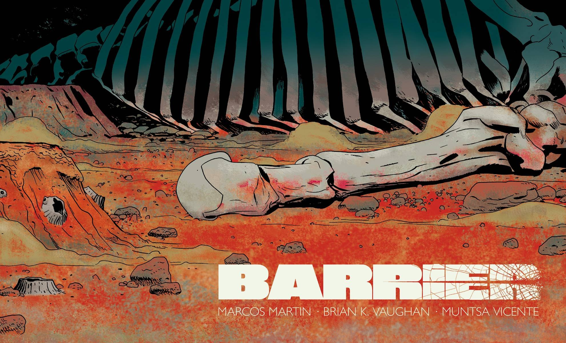Read Online BARRIER #2 (MR) pdf epub