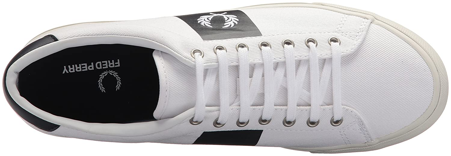 Perry Underspin Twill Baskets Plastisol Fred Hommes Uk White 11 CWdoexrB
