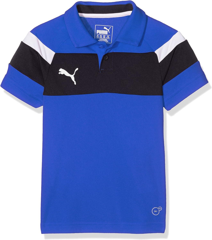 PUMA Kinder Polo Shirt Spirit II: : Bekleidung