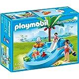 Playmobil - 6673 - Bassin pour bbs et mini-toboggan