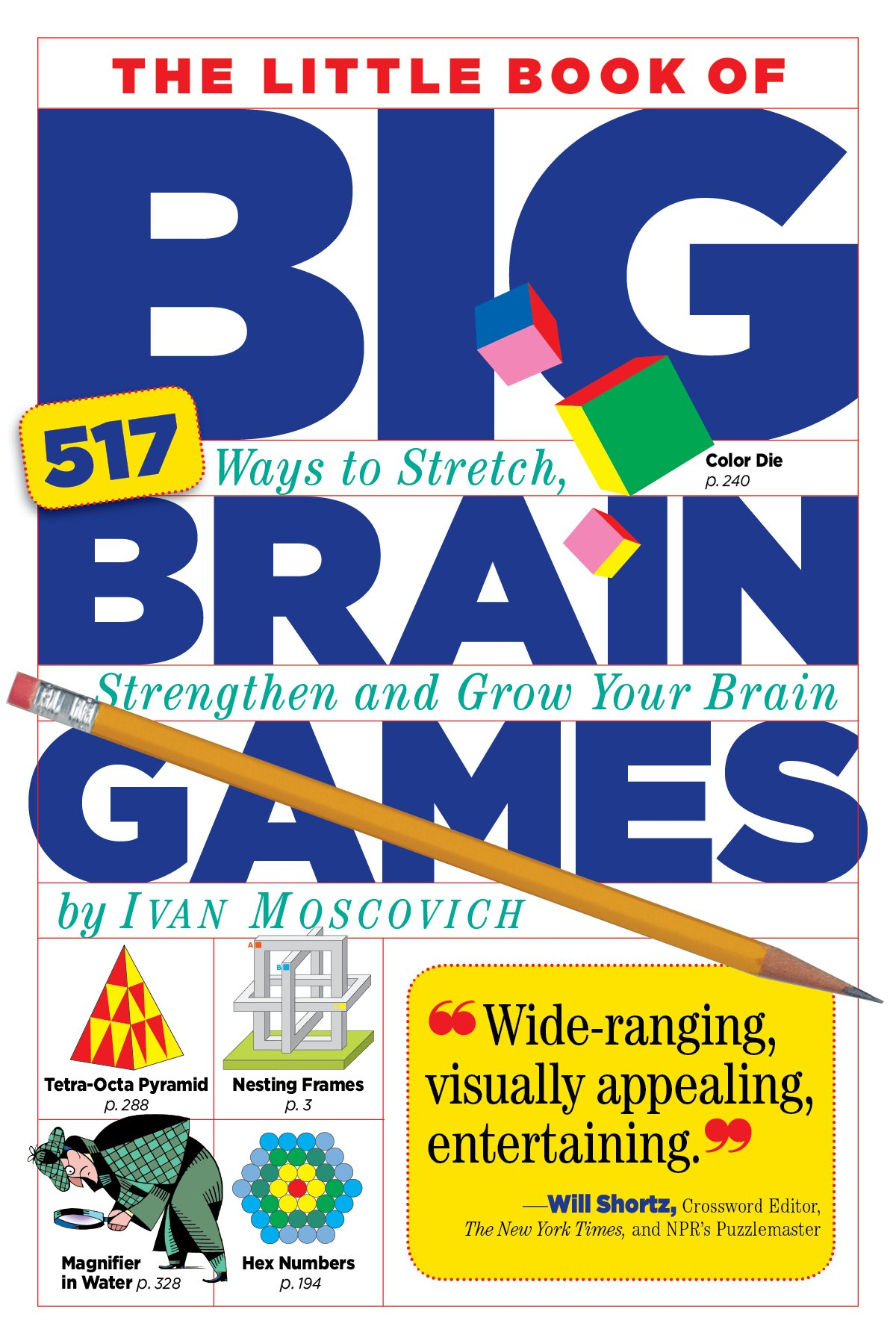Buy The Little Book of Big Brain Games Book Online at Low Prices in India |  The Little Book of Big Brain Games Reviews & Ratings - Amazon.in
