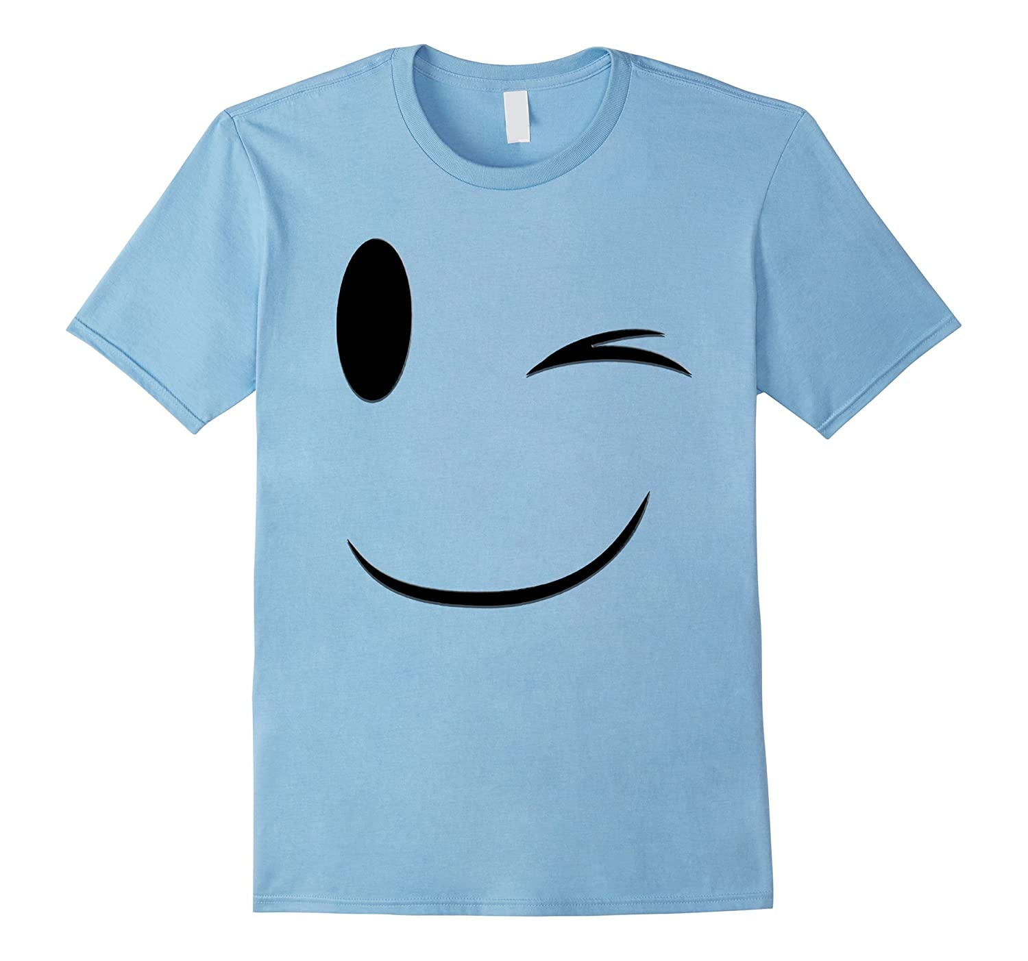 expression emoji smiley face emoticon t shirt goatstee. Black Bedroom Furniture Sets. Home Design Ideas