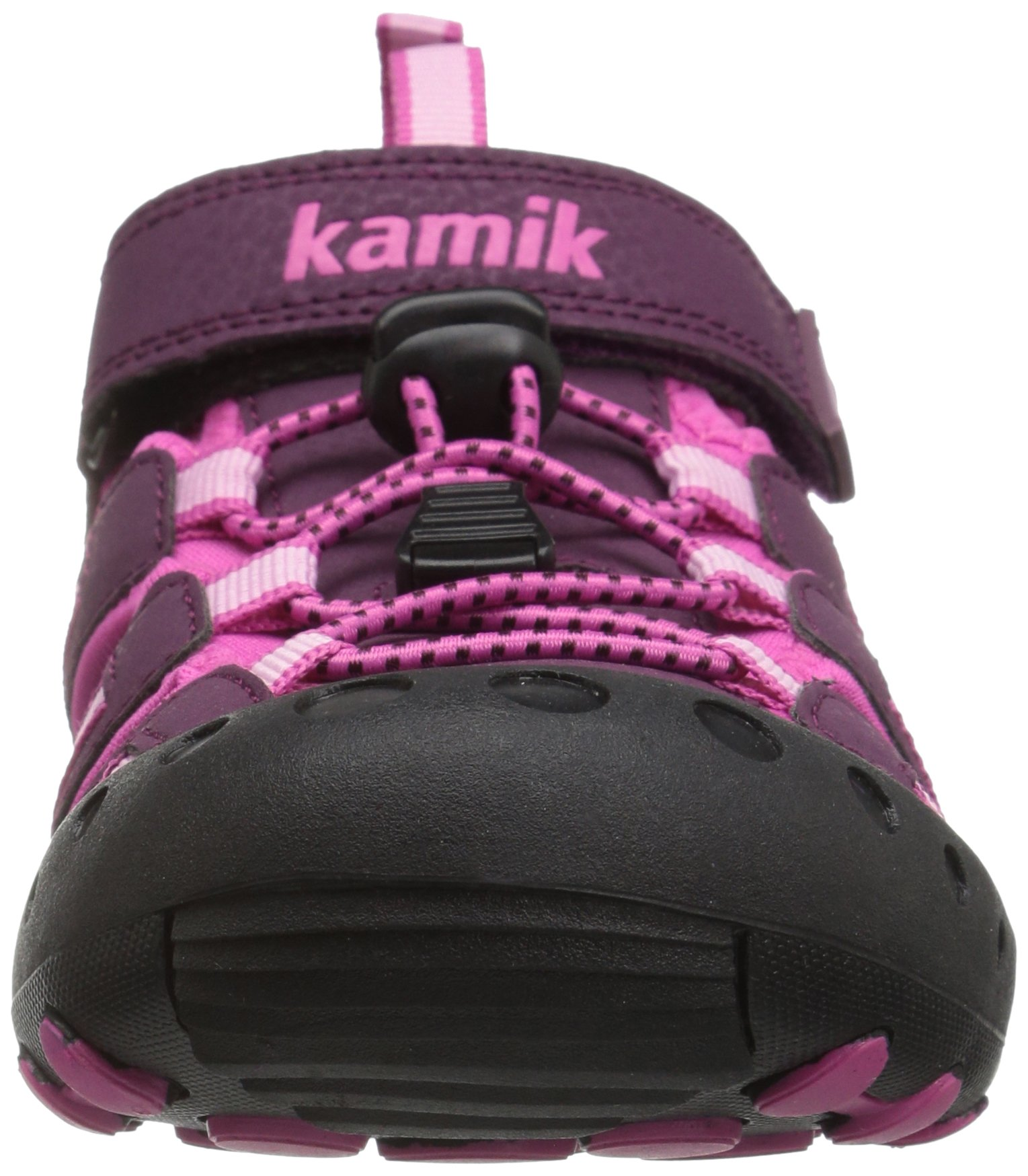 Kamik Toddler Crab Sandals Plum 4 by Kamik (Image #4)