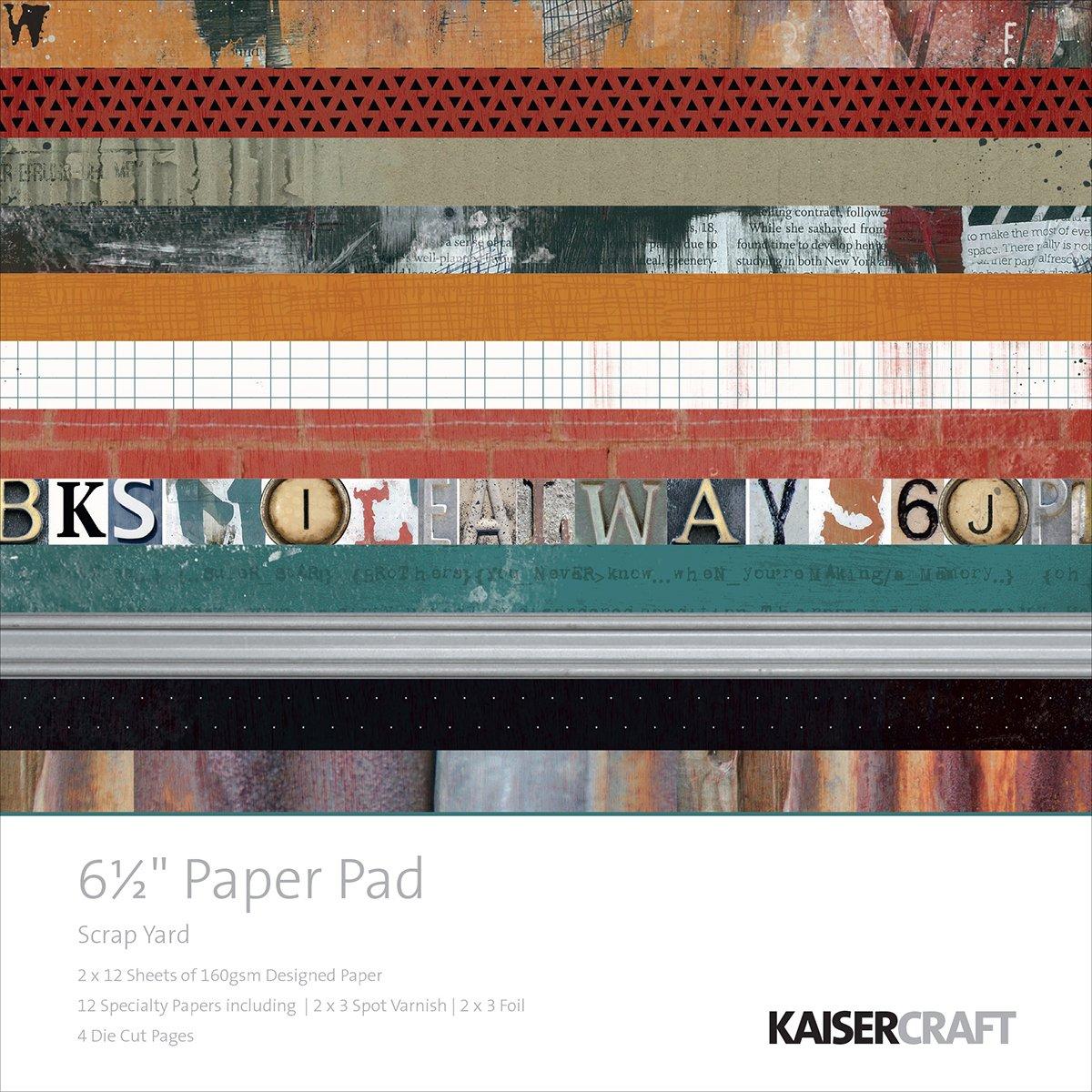 Kaiser Craft 6,5 Little One Papier Pad B00W8HFID2 | Online Store