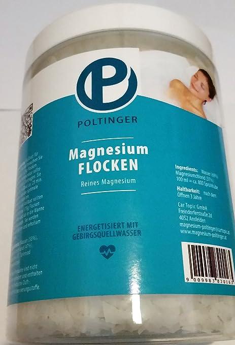 relajante baño escamas de magnesio