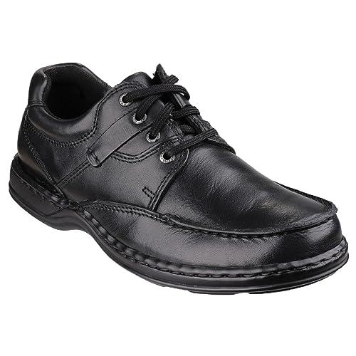 3cf176819a7 Hush Puppies - Zapatos de Cordones para Hombre Negro Size  40 EU   Amazon.es  Zapatos y complementos