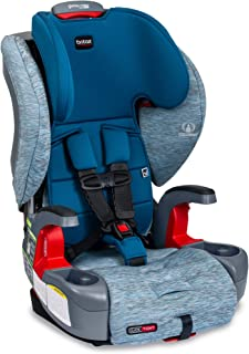 product image for Britax Grow with You ClickTight Harness-2-Booster Car Seat   2 Layer Impact Protection - 25 to 120 Pounds, Seaglass [New Version of Frontier]