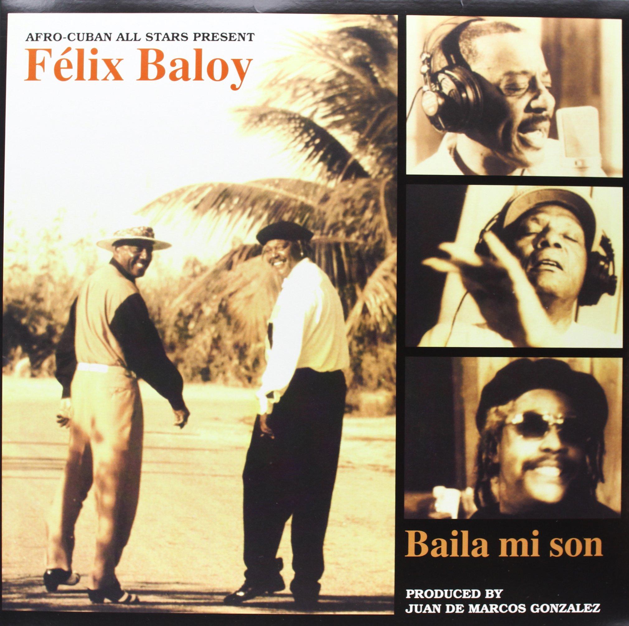 Baila Mi Son [Vinyl] by VINYL