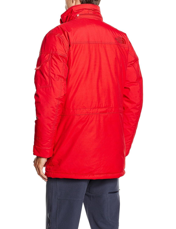The North Face M McMurdo Parka 2 - Chaqueta para Hombre, Color Rojo, Talla S: Amazon.es: Deportes y aire libre