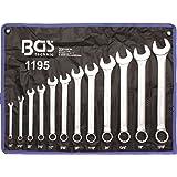 BGS set di chiavi combinate in pollici misure, 1/4-15/16pollici, 12pezzi, 1pezzi, 1195