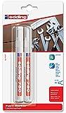 Edding 750 4-750-2-3049 Industrial Paint Marker 2 - 4 mm White