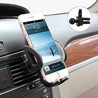 Avolare® Handyhalterung Halter Auto Lüftung Lüftungsschlitz Belüftung Universale Autohalterung Phone Halter [Einzigartiges Design, Hohe Qualität] für Phone, Samsung, Huawei, LG und mehr