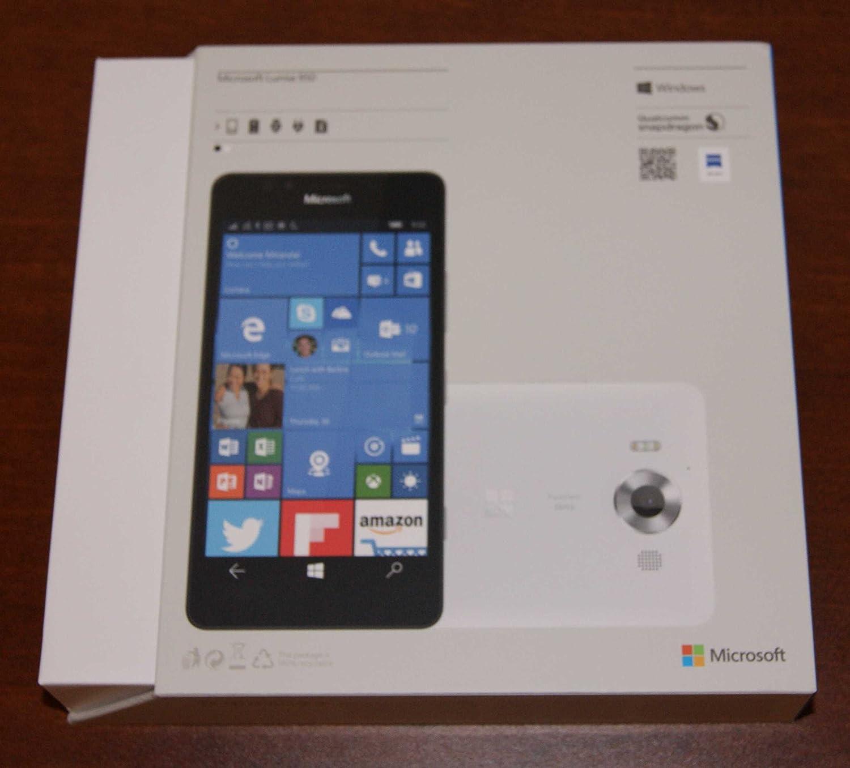 Microsoft Lumia 950 Rm 1104 52 20mp 3gb Ram 32gb 4g Nokia 5 16gb Hitam Smartphone International Version No Warranty White Cell Phones Accessories