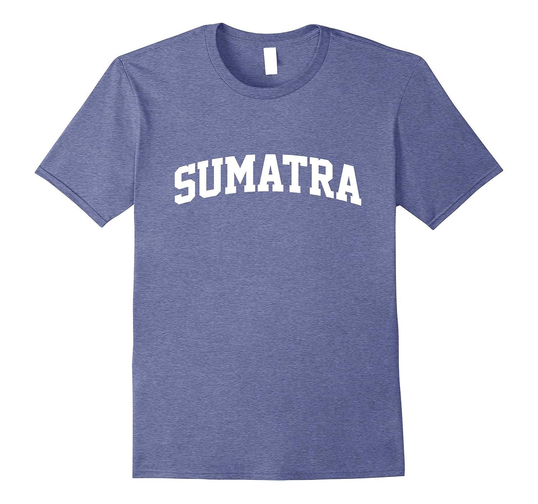 Sumatra Workout Training Activewear T-Shirt-Vaci
