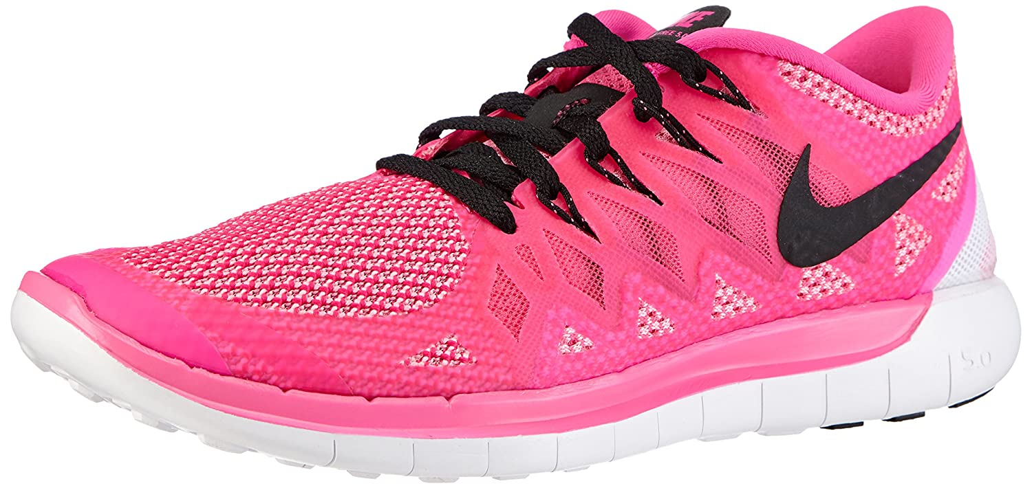 best sneakers e4bf4 a0374 Nike Women's Free 5.0 Running Shoes