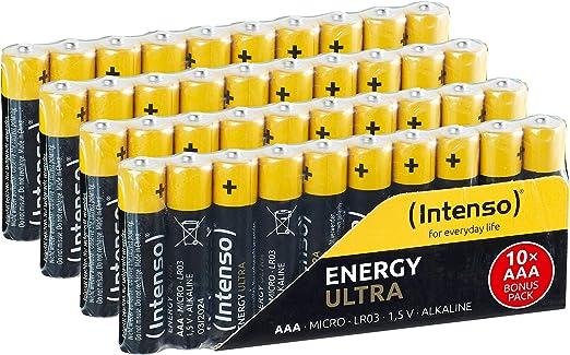Intenso 7501510 Energy Ultra Aaa Micro Lr03 Alkaline Elektronik