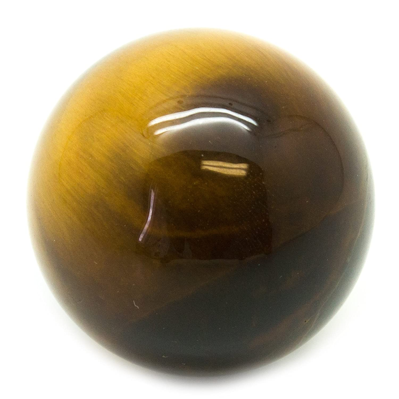 Amazon.com: Ojo de Tigre esfera de un reloj (pequeño): Beauty
