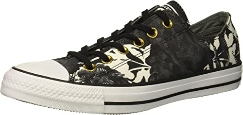 Converse Chuck Taylor All Star Floral Print Low Top, Tennis Femme