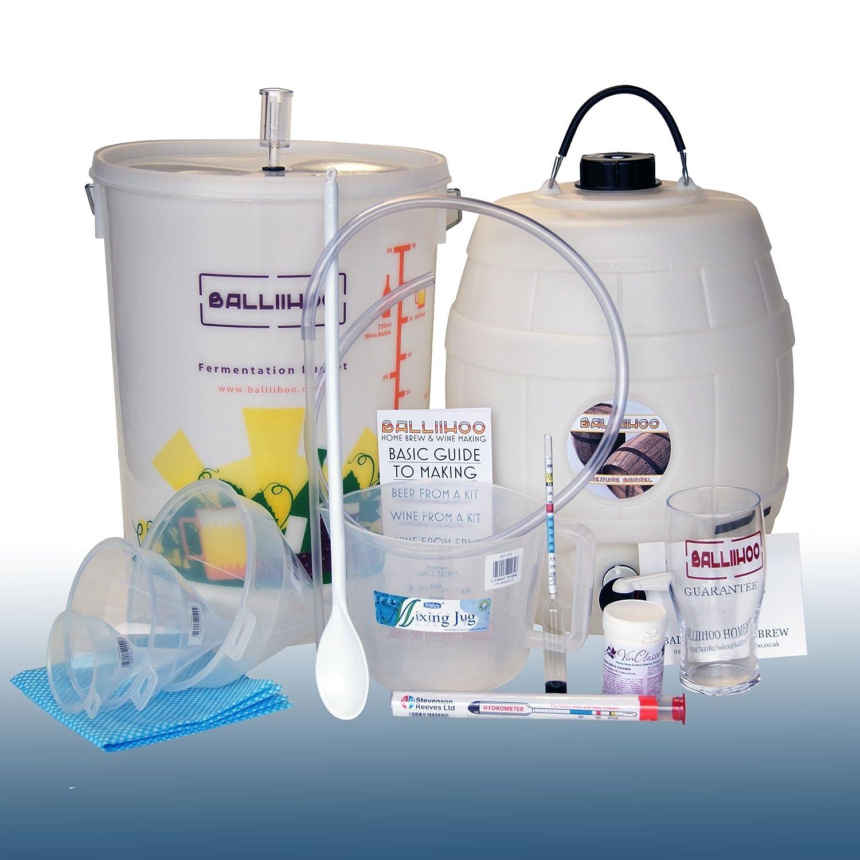 Home Brew - Balliihoo Complete Equipment Starter Set - Best Seller ...