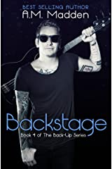 Backstage (Book 4 of The Back-Up Series)
