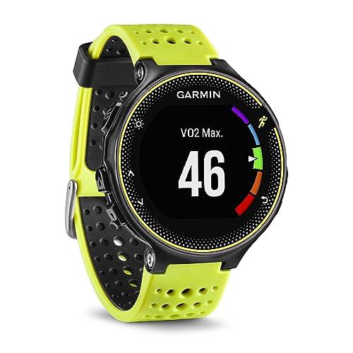 Garmin Forerunner 230 - Montre de Running GPS  Avec Fonction de Coaching - Jaune