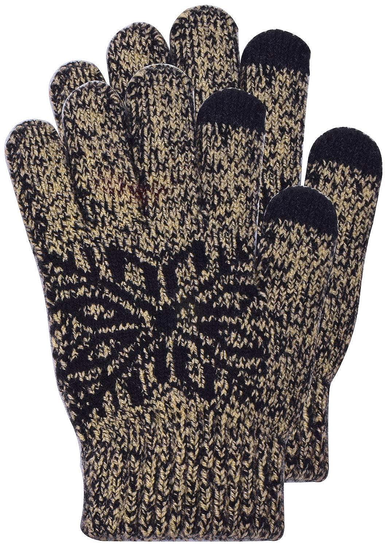 WDSKY Kids Gloves Polar Fleece for Skiing Winter Thermal
