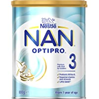 Nestlé NAN OPTIPRO Stage 3 Toddler Milk Powder Tin 800g