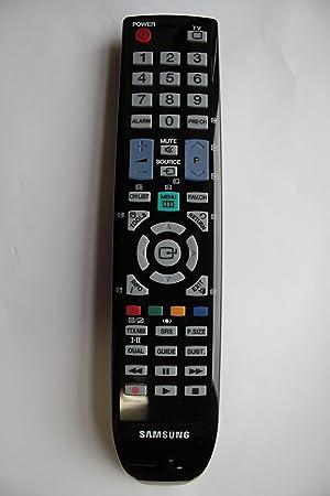 Mando a distancia original para Samsung bn59-00901a le46b530p7w le40b530p7w tv: Amazon.es: Electrónica