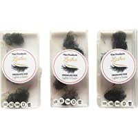 Premade Flan Lashes (Hand Made) for Eyelash Extension (500 Fans/Tray) D Curl (10mm, 4D)