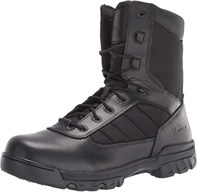 "Amazon.com: Bates Men's 8"" Ultralite Tactical Sport Side Zip Military Boot:  Shoes"