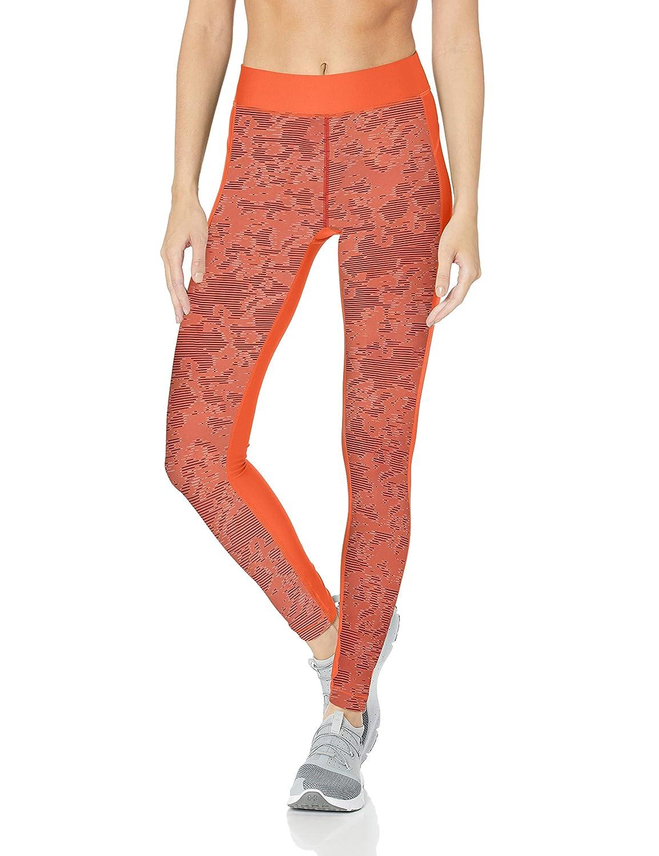 2e3354ec77934 Amazon.com: Under Armour Women's HeatGear Armour Printed Leggings: Clothing