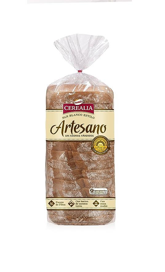 Panrico Cerealia Pan de Molde Artesano - 500 g