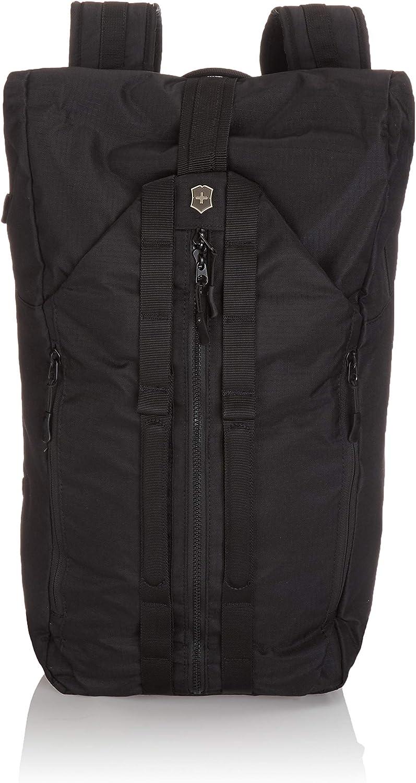 Victorinox Altmont Active Deluxe Duffel Laptop Backpack, Black, 18.9-inch