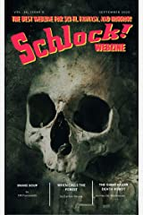Schlock!: Vol 16 Issue 8 Kindle Edition