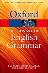 The Oxford Dictionary of English Grammar (Oxford Quick Reference) Kindle Edition