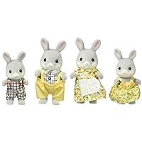 Sylvanian Families - 3134 - Famille Lapin - Mini Poupée