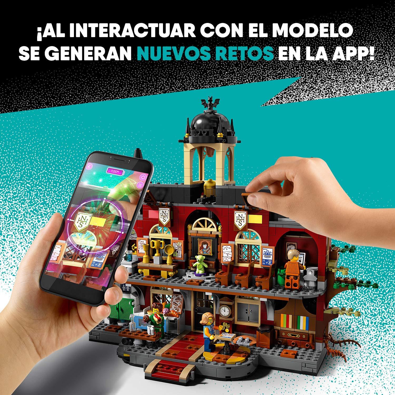 LEGO - Hidden Side Instituto Encantado de Newbury Juguete de ...