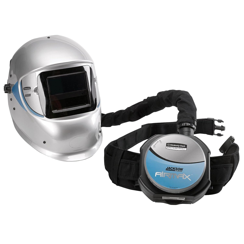 Jackson Seguridad Airmax Powered Respirador para Soldadura De Purificación de aire (12993), W40 Series ADF con Airmax Filtro para soldador: Amazon.es: ...