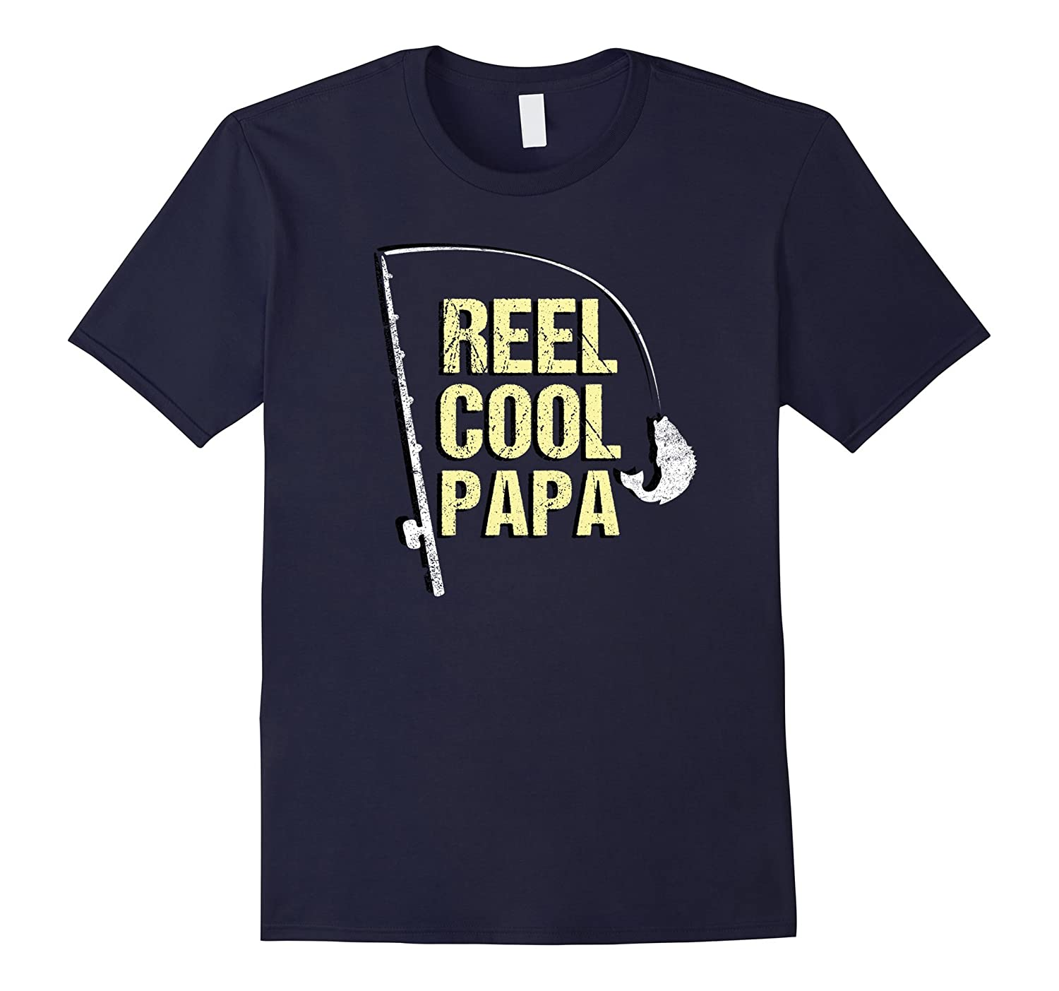 Fishing Fisherman Shirt Funny Fathers Day Gift Dad Grandpa