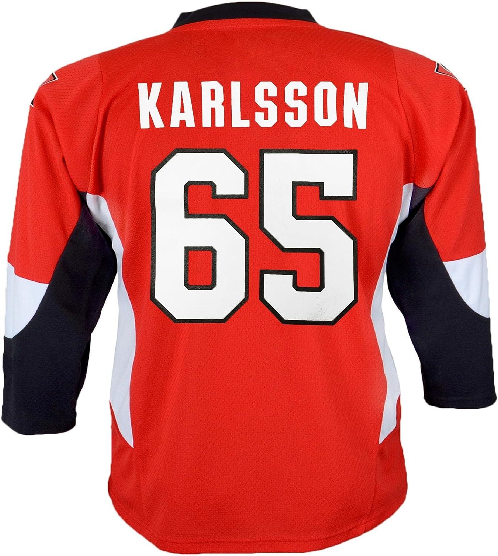 Outerstuff NHL NHL Ottawa Senators Kids /& Youth Boys Replica Jersey-Home Red Kids One Size