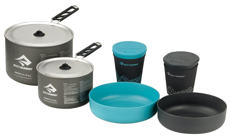 Sea to Summit Alpha Pot Cookset 2.2 - Camping Set für 2 Personen