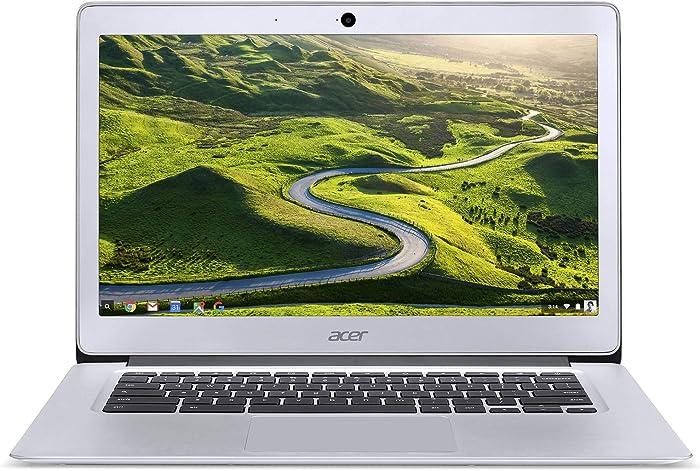 Acer Chromebook 14 Intel Atom x5 E8000 1.04 GHz 4GB Ram 32GB Flash Chrome OS (Renewed)