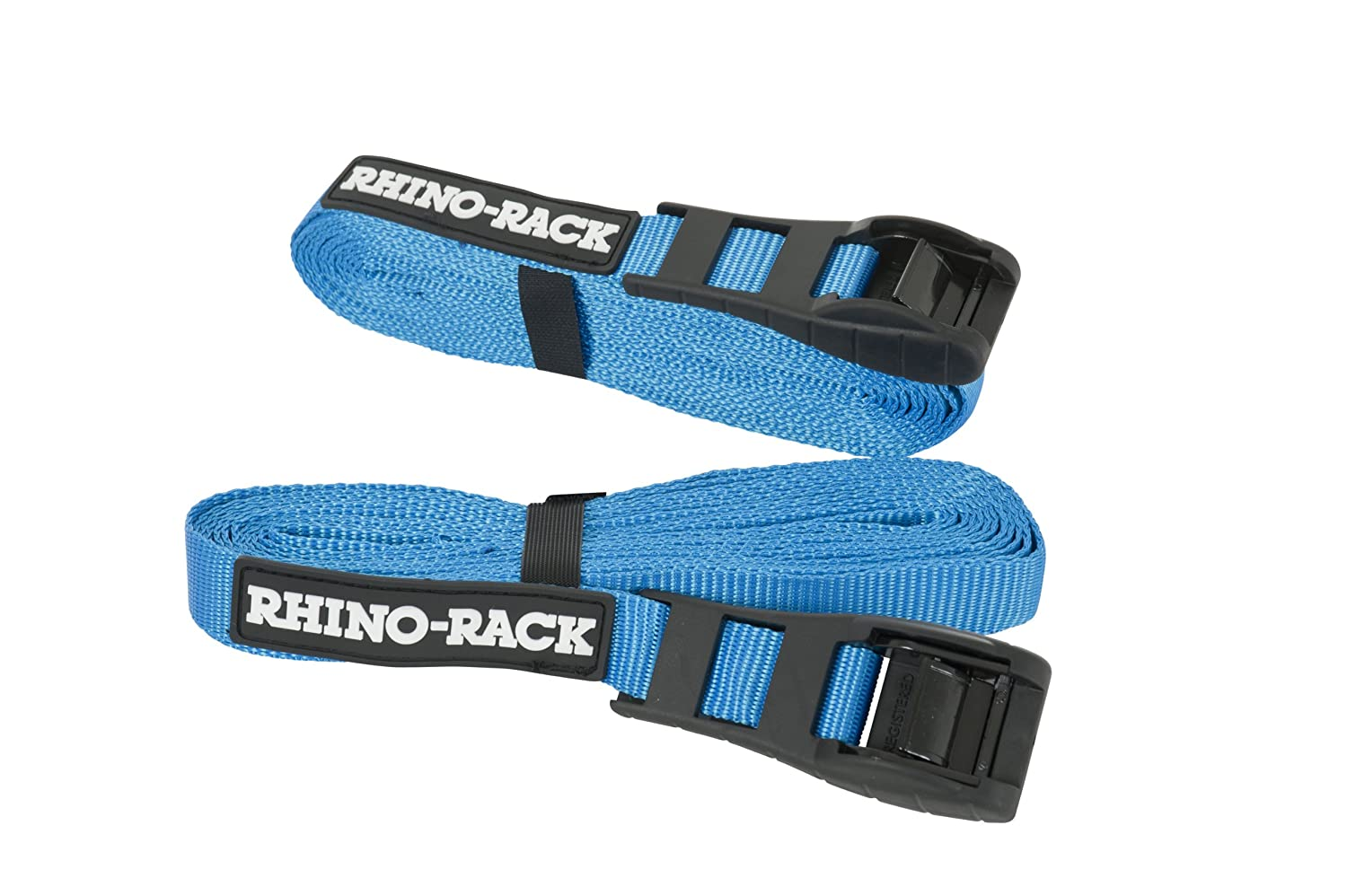 Rhino Rack Tie Down Straps with Buckle Protector