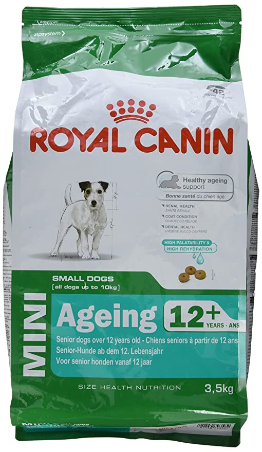 Royal Canin C-08369 S.N. Mini Ageing 12+ - 3.5 Kg