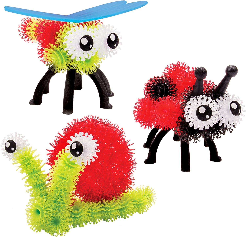 Bunchems - Paquete de 3 Personajes - Bugs (Bizak 61926800): Amazon.es: Juguetes y juegos