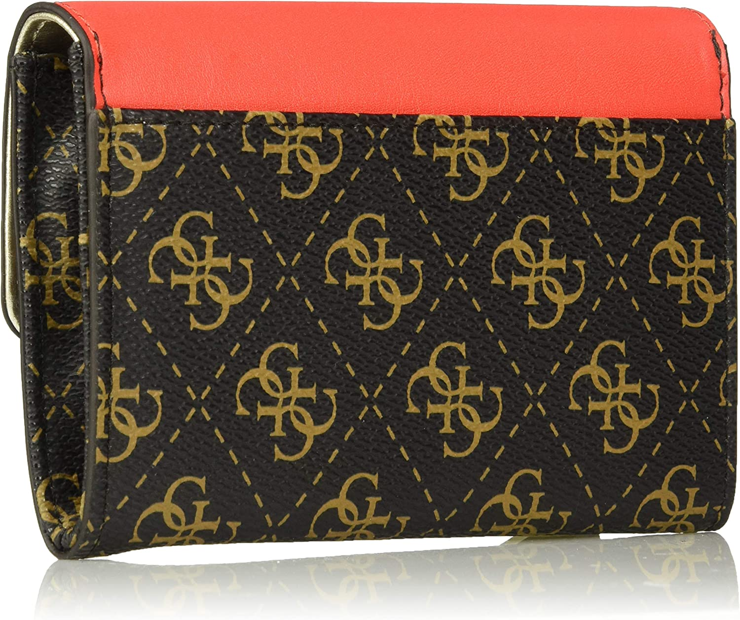 GUESS Maddy Logo Double Date Wallet