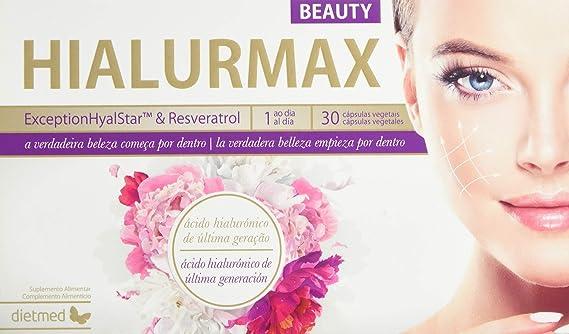 Dietmed Hialumax - 30 capsulas: Amazon.es: Salud y cuidado ...