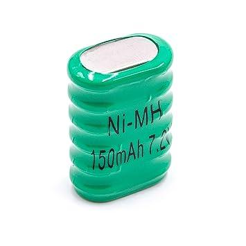 Vhbw CeldasTipo 6v150h Nimh Botón Batería De Repuesto6x MVUqSzpG