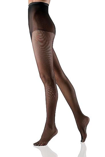 Black sheer pantyhose